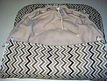 Textil - fusačik do autosedačky - 8512715_