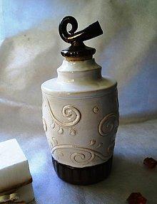 """Nádoby - Likérová fľaša """"Ludwig XIV."""" - 8513950_"""