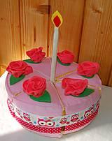 Hračky - torta - 8512920_