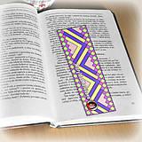 Papiernictvo - Záložka do knihy s menom a fotkou 19 (čistá) - 8512170_