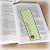 Papiernictvo - Záložka do knihy s menom a fotkou 20 (čistá) - 8512172_
