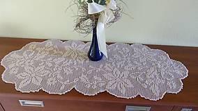 Úžitkový textil - *** Mimoza - Obrus oval *** - 8516391_