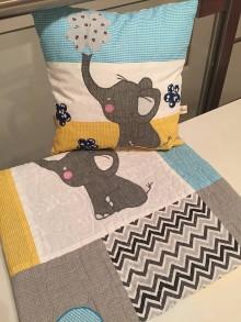 Textil - Prehoz do detskej postieľky - 8516520_
