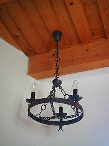 Svietidlá a sviečky - Luster II - 8514724_