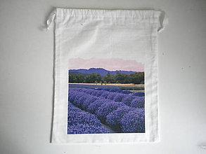 Úžitkový textil - Vrecko na bylinky - 8516223_