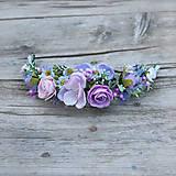 Polvenček ružovo - fialový