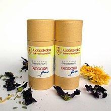 Drogéria - Deodora FLORIS, stick - 8517416_