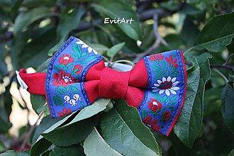 Doplnky - Ľudový motýlik - 8519845_