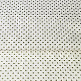 - zlaté bodky; 100 % bavlna, šírka 140 cm, cena za 0,5 m - 8517885_