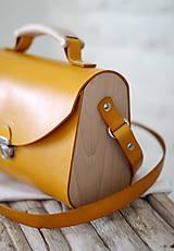 Kabelky - Kabelka na rameno SATCHEL BAG HONEY - 8518281_