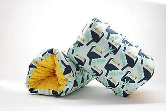 Textil - Dojčiaci vankúš TUKAN - 8517717_