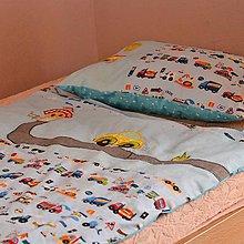 Textil - Obliečky-autíčkové - 8517368_