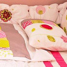 Textil - Obliečky -kvety - 8517374_