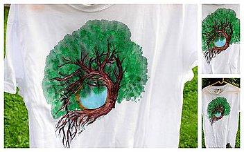 Oblečenie - Tancujúci strom - 8524109_