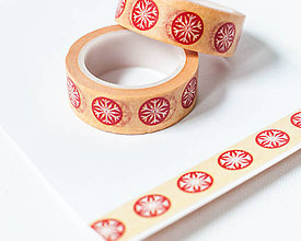 Papier - WASHI / papierová páska na tvorenie