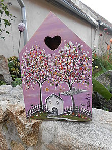 Krabičky - V dome lásky - 8522621_