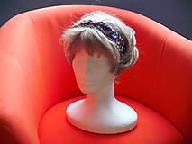 Ozdoby do vlasov - Delyth - čelenka - 8522955_