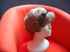 Ozdoby do vlasov - Delyth I. - čelenka - 8522981_