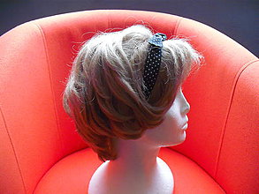 Ozdoby do vlasov - Delyth III. - čelenka - 8523034_