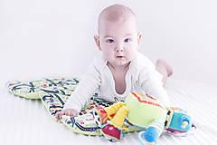 Textil - Podložky do kočíkov - 8525442_