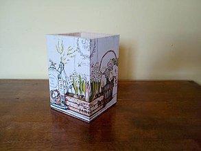 Pomôcky - Jardin Royal stojan - 8524349_