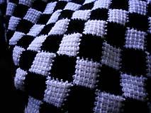 Textil - ŠACHOVNICA - 8526551_