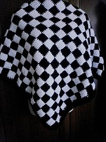Textil - ŠACHOVNICA - 8526555_