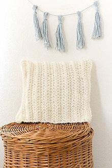Úžitkový textil - Sweet... Dreams... poťah... #1... 100% vlna - 8526488_