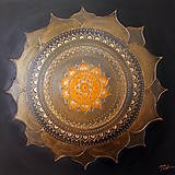 Obrazy - Mandala SLNKO V DUŠI 60 x 60 - 8524778_