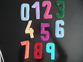 Drobnosti - učíme sa číslice - 8529124_