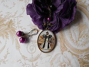 Sady šperkov - Vintage lady # 3 - ZĽAVA zo 6,90 eur - 8527340_