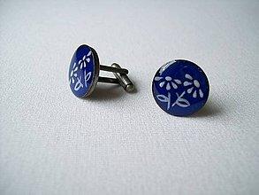 Šperky - Ručne maľované manžetky - 8528063_
