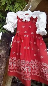 Detské oblečenie - Detské šatočky - 8528217_