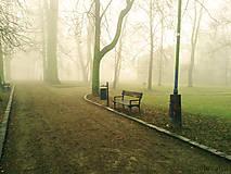 - Jesenná melanchólia - lavička pre (ne)opustených - 8528431_