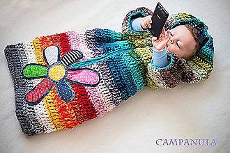 Návody a literatúra - FOTONÁVOD pestrý fusak s kvetom - 8531405_