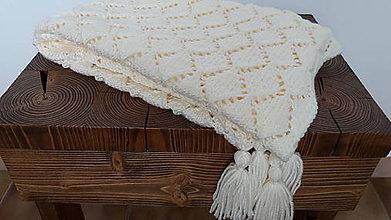 Textil - Deka Vanilková - 8530265_