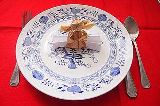 Bábiky - Stojan na servítky (anjel) zo šúpolia - 8531513_