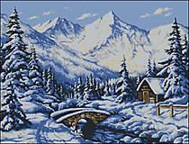 K032 Zima v horách