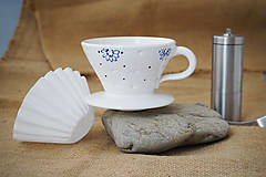 Nádoby - Luhačovský překapávač na kávu - 8531075_