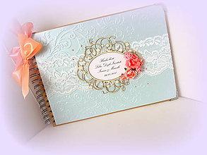 Papiernictvo - Kniha hostí \