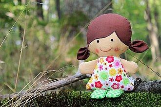 Hračky - bábika do malej rúčky stvorená... - 8530861_