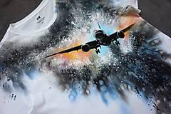 Oblečenie - narodeninové lietadlo 2 - 8535952_