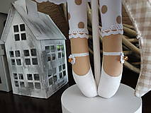 Bábiky - Modrá domčeková  - 8536245_