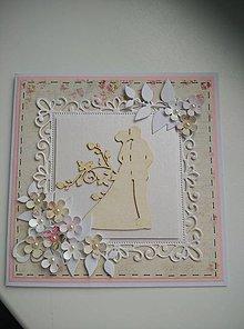 Papiernictvo - Svadobný pozdrav 6 - 8535251_