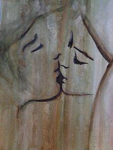 Obrazy - Bozk (Akvarel) - 8533473_