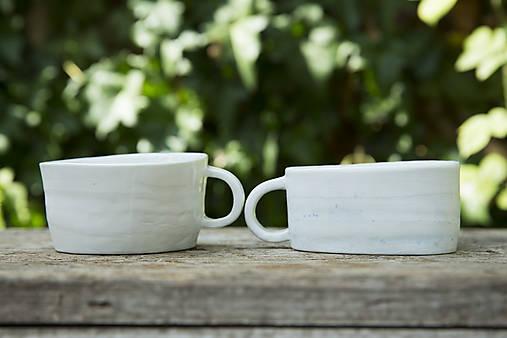 šálky porcelánové