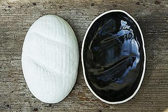 Nádoby - Porcelánová chlebomiska - 8535615_