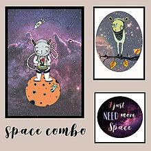 Grafika - Space combo - 8535045_