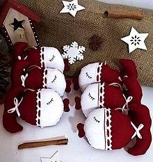 Dekorácie - Vianočný kapríci.... - 8535122_