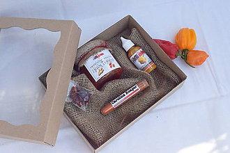 Potraviny - Chilli balíček mix1 - 8535533_